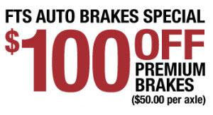 Brakes Repair Special San Diego